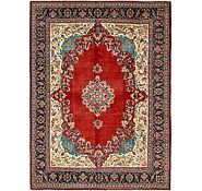 Link to 9' 10 x 13' 4 Farahan Persian Rug