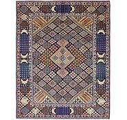 Link to 9' 7 x 12' 3 Isfahan Persian Rug