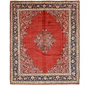 Link to 9' 10 x 12' 2 Sarough Persian Rug