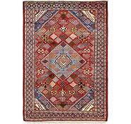 Link to 6' 8 x 9' 10 Maymeh Persian Rug