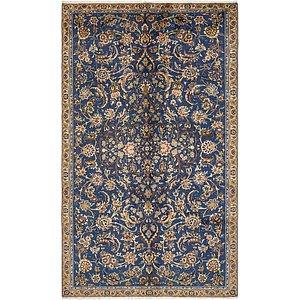 6' 6 x 11' 1 Kashan Persian Rug