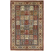 Link to 7' 2 x 11' Sarough Persian Rug