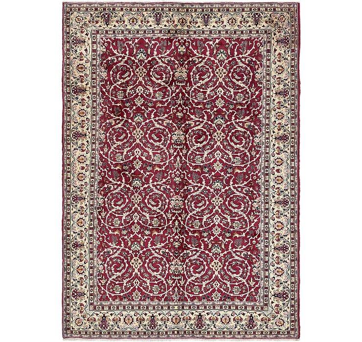 6' 9 x 9' 6 Tabriz Persian Rug