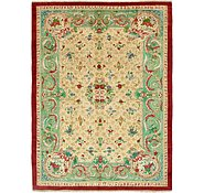 Link to 8' 7 x 11' 8 Meshkabad Persian Rug