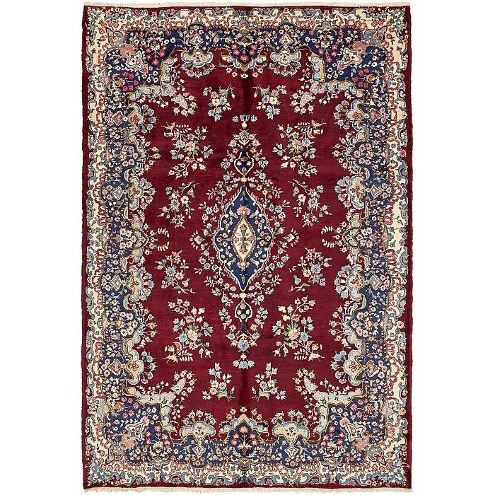 6' 8 x 9' 9 Yazd Persian Rug