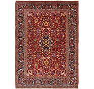 Link to 7' 10 x 11' Sarough Persian Rug