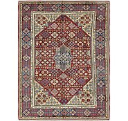 Link to 8' 6 x 11' 7 Isfahan Persian Rug