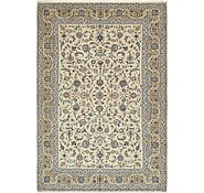 Link to 8' x 12' Kashan Persian Rug