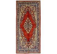 Link to 147cm x 320cm Farahan Persian Runner Rug