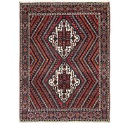 Link to 5' 5 x 7' 3 Shiraz Persian Rug