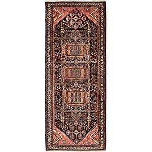 117cm x 305cm Saveh Persian Runner Rug