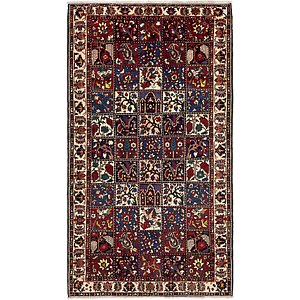 HandKnotted 5' 8 x 10' 4 Bakhtiar Persian Rug