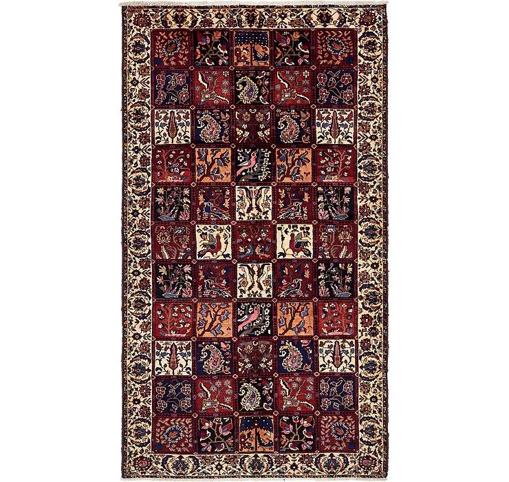 5' 4 x 9' 6 Bakhtiar Persian Rug