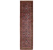 Link to 3' 9 x 14' 4 Hossainabad Persian Runner Rug