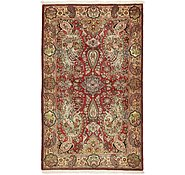 Link to 4' 2 x 6' 9 Qom Persian Rug