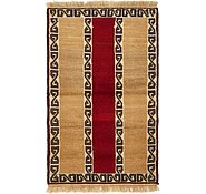Link to 2' 10 x 4' 10 Shiraz-Gabbeh Persian Rug