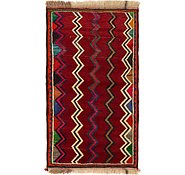 Link to 3' 3 x 5' 9 Ghashghaei Persian Runner Rug