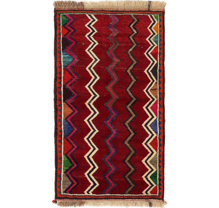100cm x 175cm Ghashghaei Persian Runn...