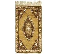 Link to 3' 5 x 6' Mashad Oriental Rug