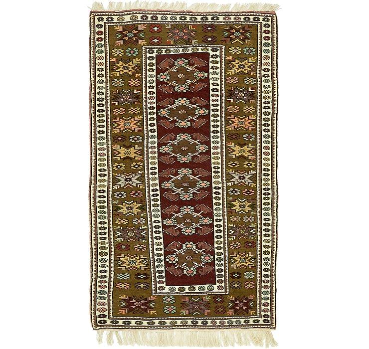 110cm x 183cm Kars Oriental Rug