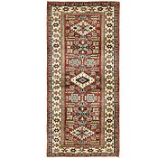 Link to 2' 7 x 5' 7 Kazak Oriental Runner Rug