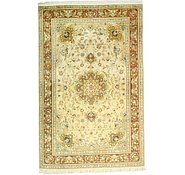 Link to 6' 7 x 10' Tabriz Persian Rug