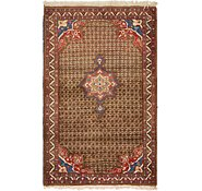 Link to 3' 6 x 5' 8 Hamedan Persian Rug