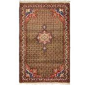 Link to 3' 6 x 5' 8 Hamedan Persian Rug