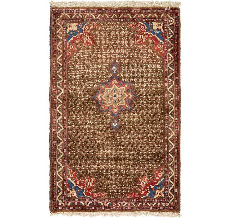 3' 6 x 5' 8 Hamedan Persian Rug