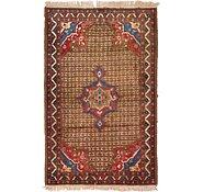 Link to 3' 5 x 5' 1 Koliaei Persian Rug