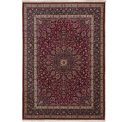 Link to 9' 9 x 13' 10 Mashad Persian Rug