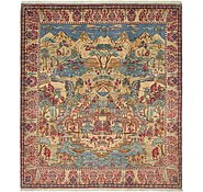 Link to 11' x 12' 7 Tabriz Persian Rug