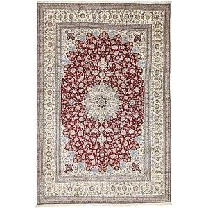 HandKnotted 10' 5 x 15' 5 Nain Persian Rug