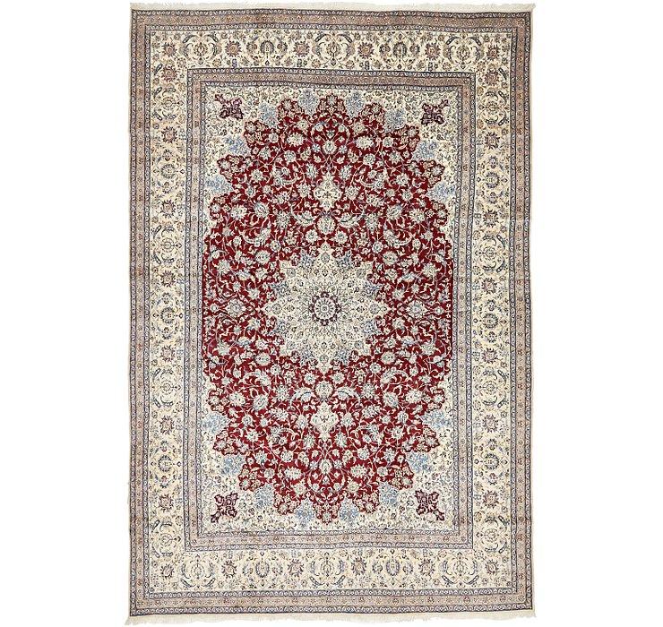 10' 5 x 15' 5 Nain Persian Rug