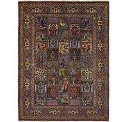 Link to 9' 8 x 12' 9 Kashmar Persian Rug