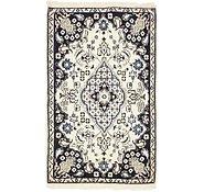 Link to 2' 7 x 4' 3 Nain Persian Rug