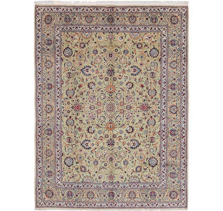 10' 4 x 13' 4 Kashan Persian Rug