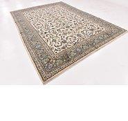 Link to 257cm x 353cm Kashan Persian Rug