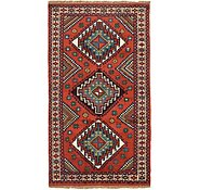 Link to 3' 11 x 6' 9 Ghoochan Persian Rug