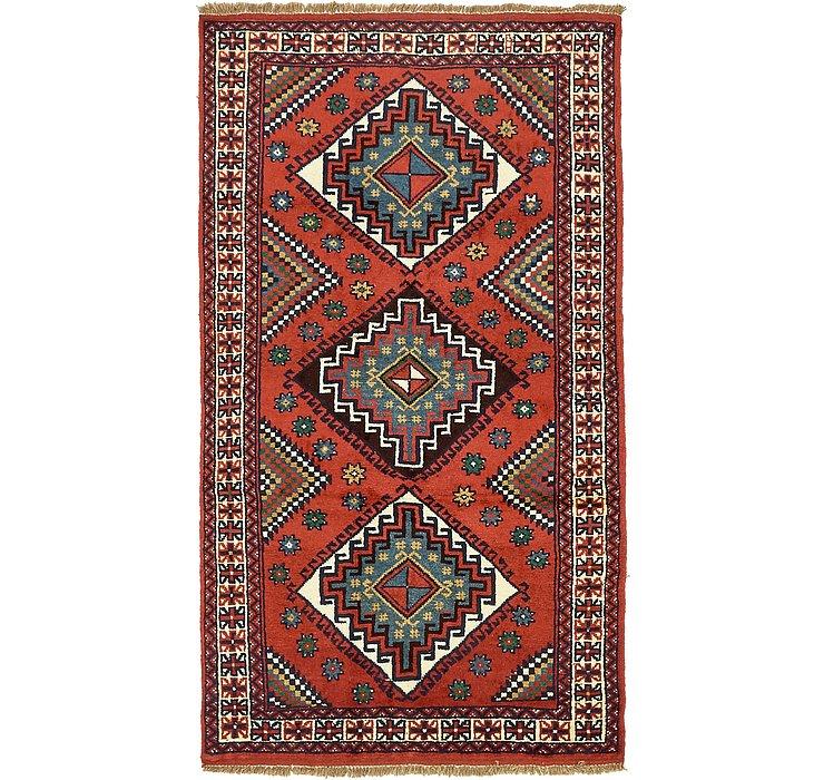 120cm x 205cm Ghoochan Persian Rug