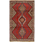 Link to 4' x 6' 5 Ghoochan Persian Rug