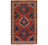 Link to 4' x 6' 10 Ghoochan Persian Rug