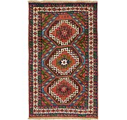 Link to 3' 10 x 6' 1 Ghoochan Persian Rug