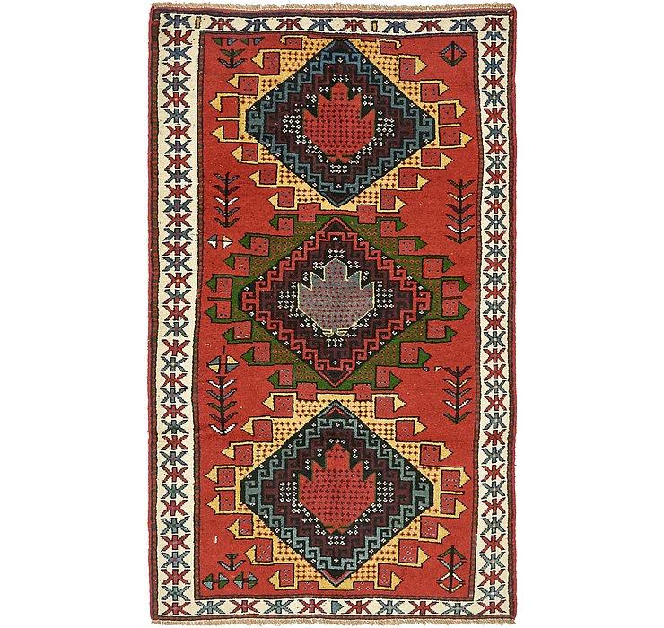 115cm x 195cm Ghoochan Persian Rug