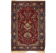 Link to 4' 6 x 6' 7 Isfahan Persian Rug