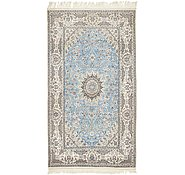 Link to 4' 10 x 8' 6 Nain Persian Rug