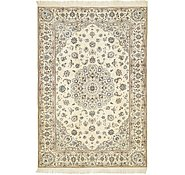 Link to 5' 3 x 7' 9 Nain Persian Rug