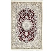 Link to 4' 10 x 7' 4 Nain Persian Rug