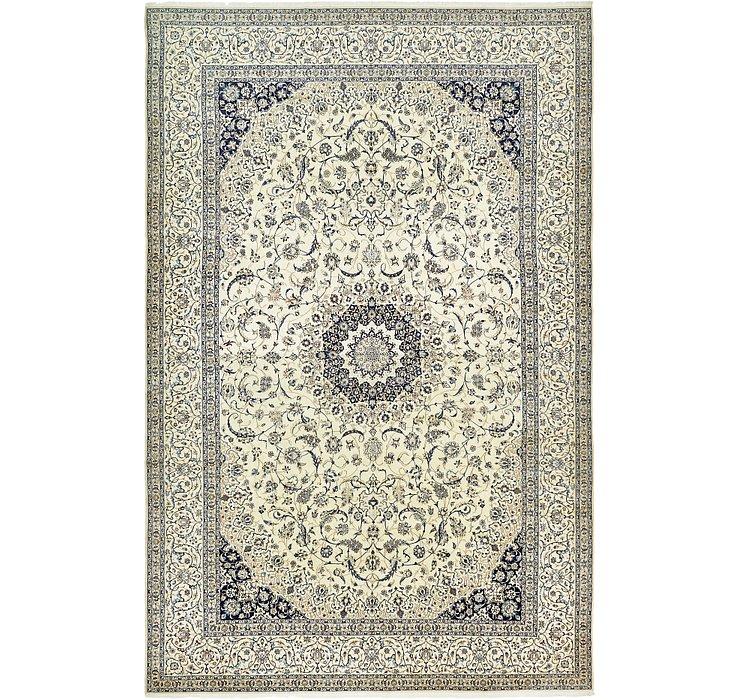 405cm x 627cm Nain Persian Rug