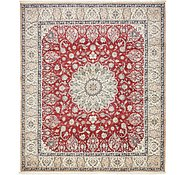 Link to 11' 6 x 13' 3 Nain Persian Rug